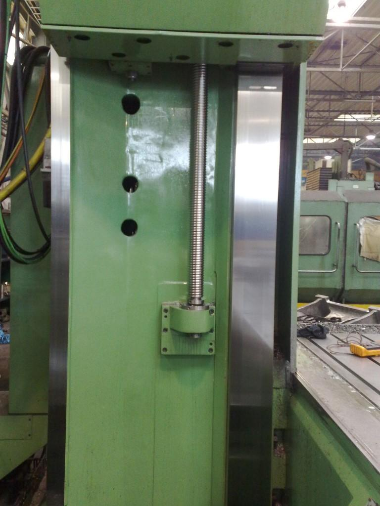 Gantry milling boring machine heavy duty NEW_product