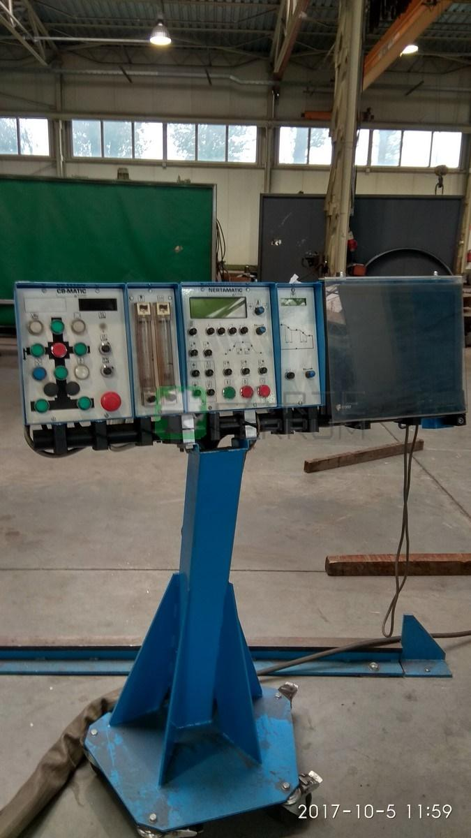 Air Liquide CB MATIC LM 32 43 Seam Matic EX IT 32 tig plasma welding (24)