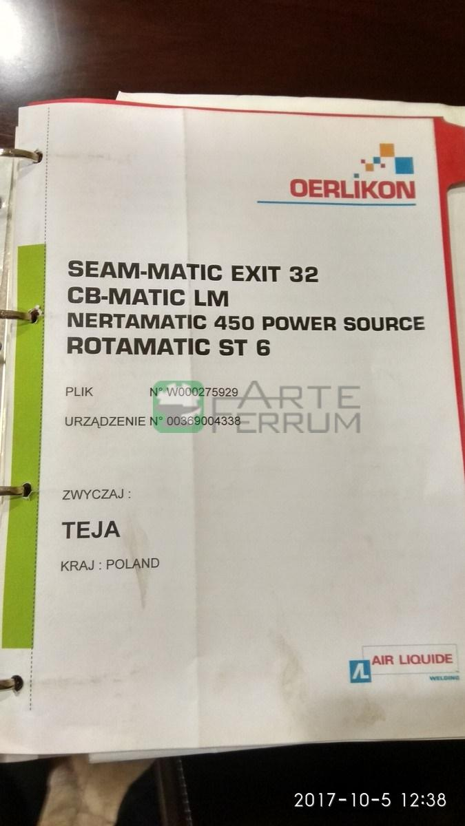 Air Liquide CB MATIC LM 32 43 Seam Matic EX IT 32 tig plasma welding (41)