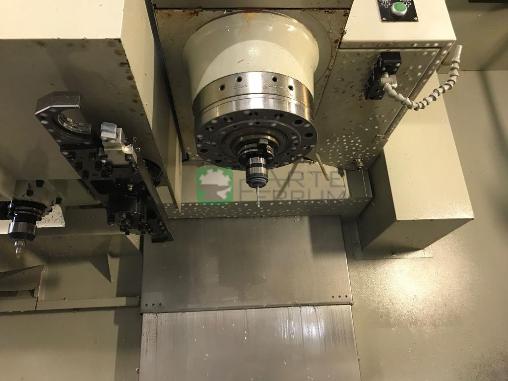 Bridgeport HARDINGE XR 1000 vertical milling center (22)