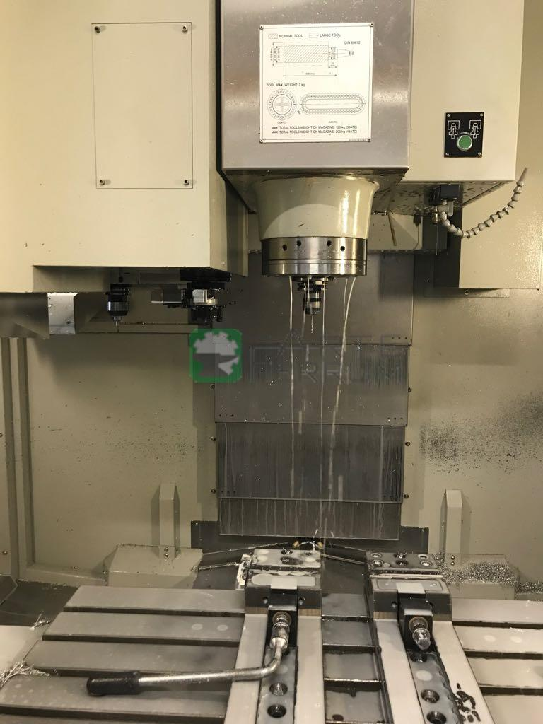 Bridgeport HARDINGE XR 1000 vertical milling center (25)