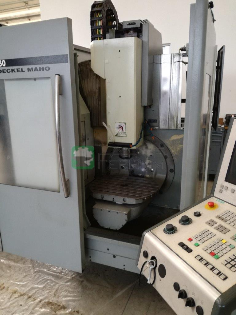 DECKEL MAHO DMU 50 (3+2) used for sale vertical center