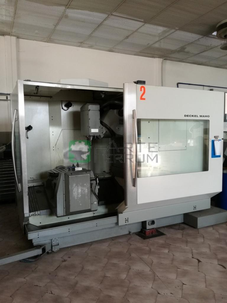Deckel Maho DMU 60P HI DYN 5 axis machining center used for sale (3)