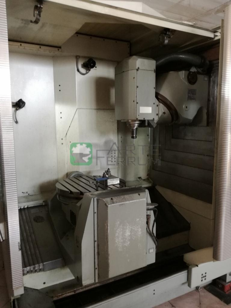 Deckel Maho DMU 60P HI DYN 5 axis machining center used for sale (5)