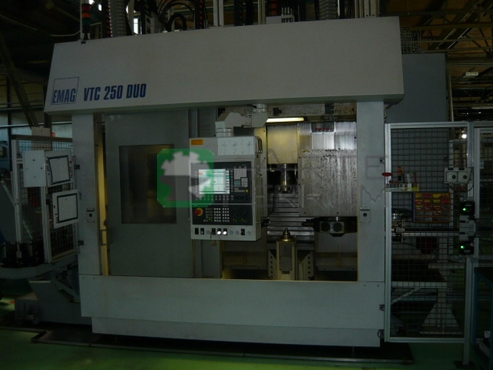 EMAG VTC 250 DUO vertical lathe (14)10
