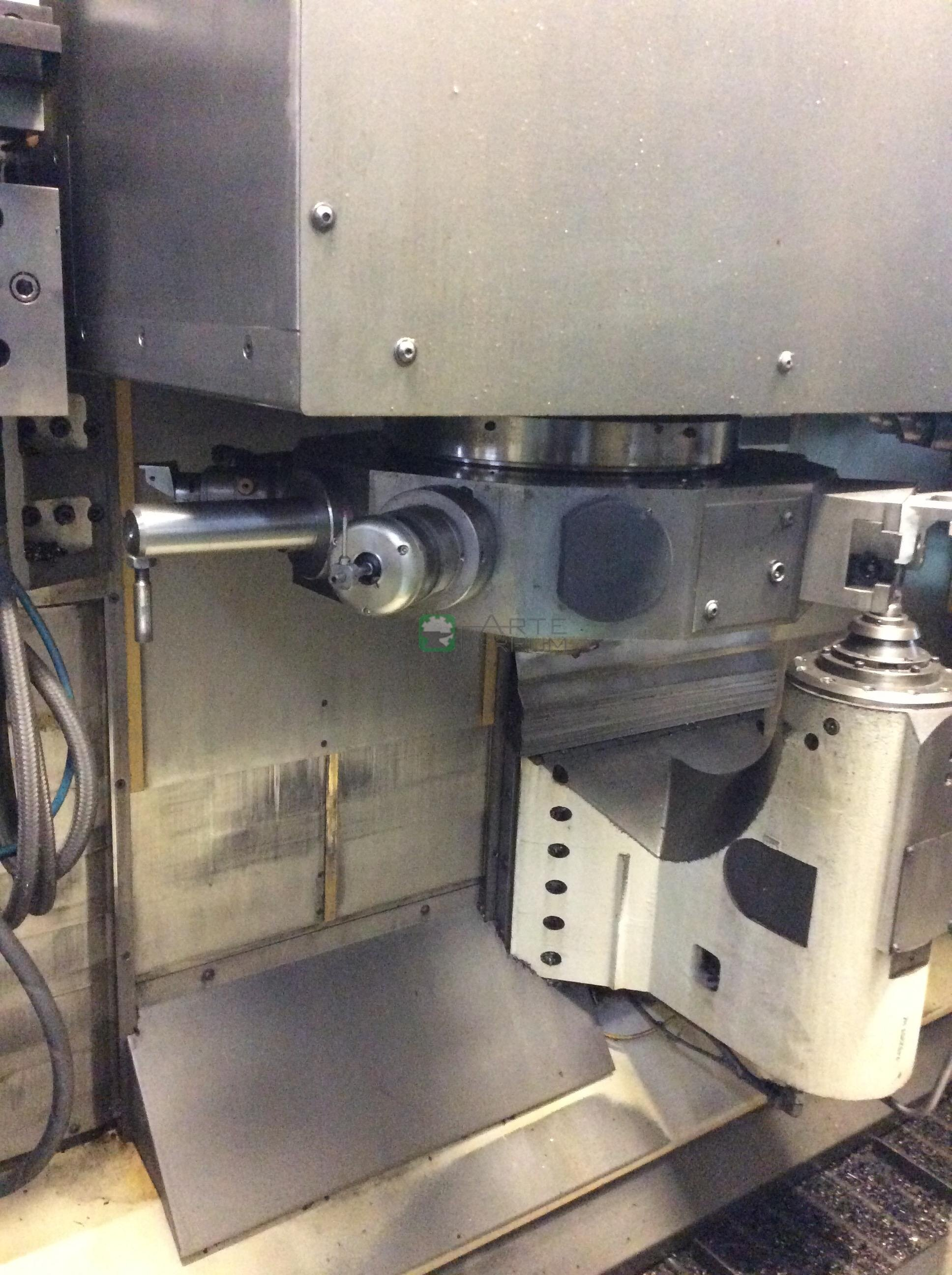 EMAG VTC 250 DUO vertical lathe (3)