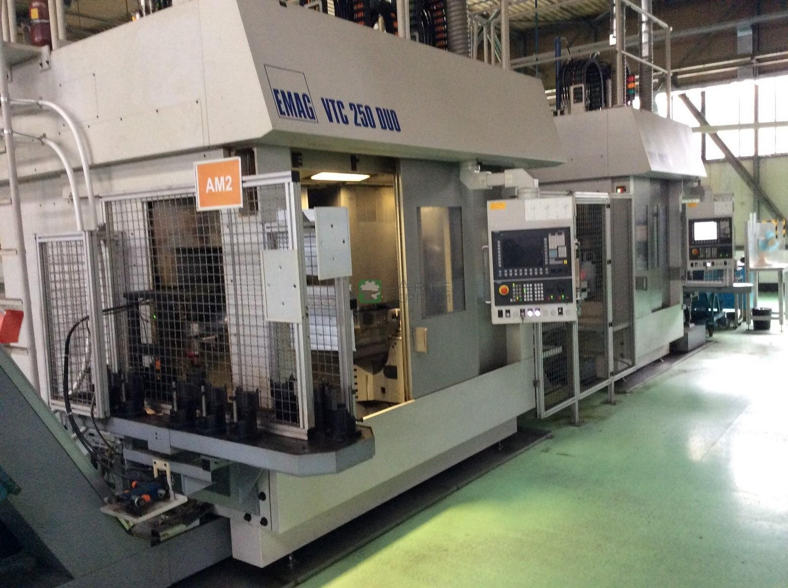 EMAG VTC 250 DUO vertical lathe (7)77