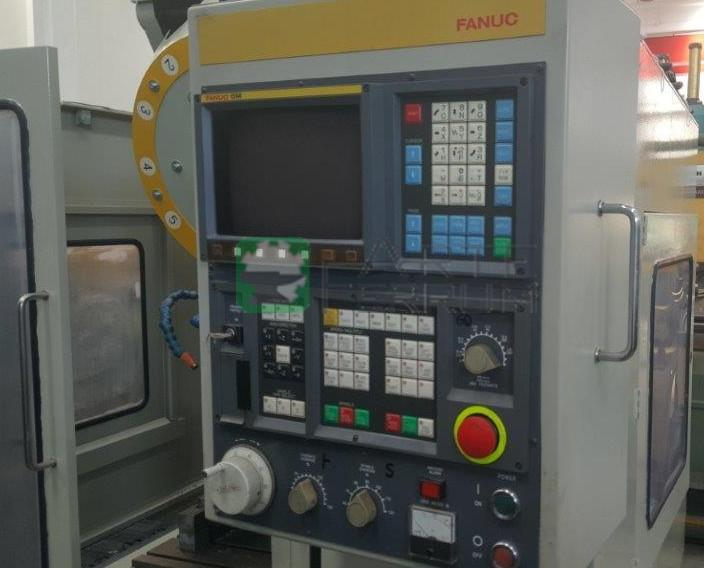 FANUC TAPE DRILL MATE MODEL T drilling milling machine center (12)