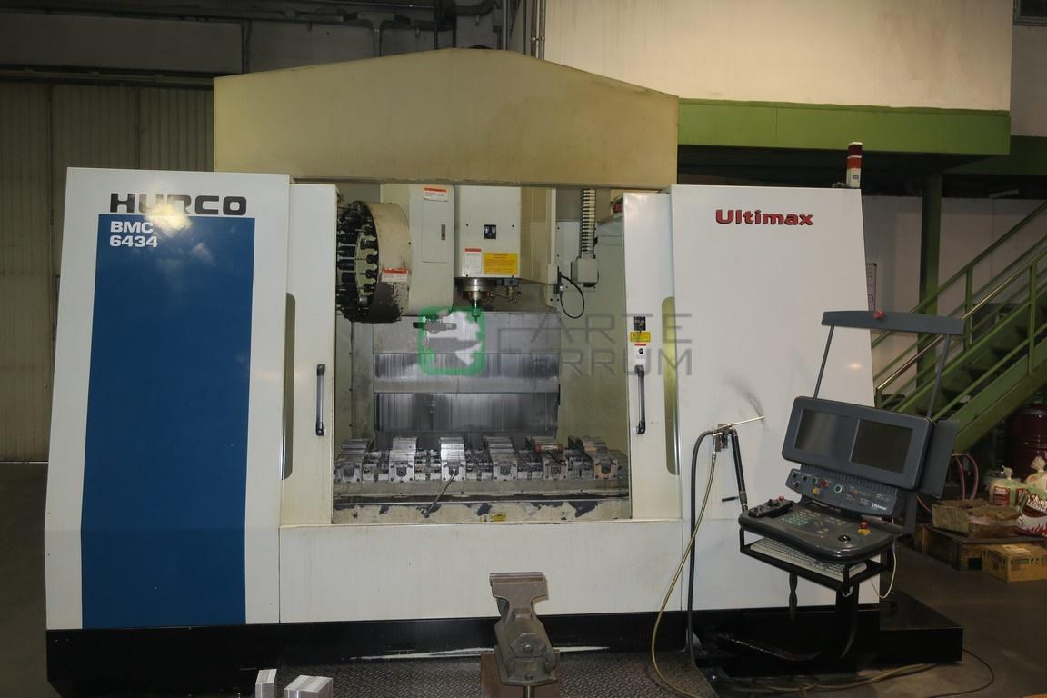 HURCO BMC 6434 vertical machining center