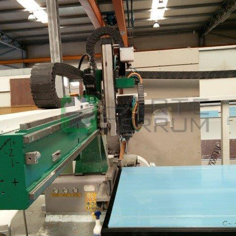 ITALMAC MIZAK 6.7 machining center 4 axes (4)