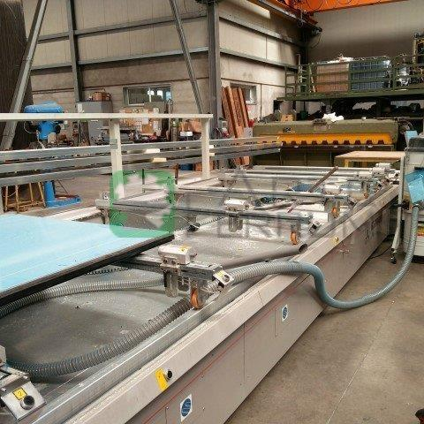 ITALMAC MIZAK 6.7 machining center 4 axes (6)