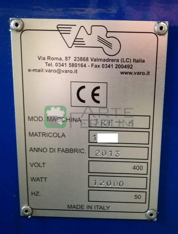 VARO TRF 5 Automatic cutting wire (11)