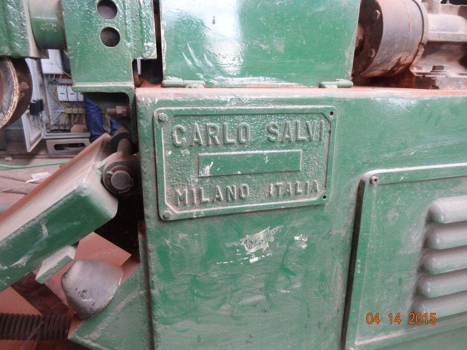 Wire drawing machines HERBORN Carlo Salvi 8GII v2 GII6 (4)18