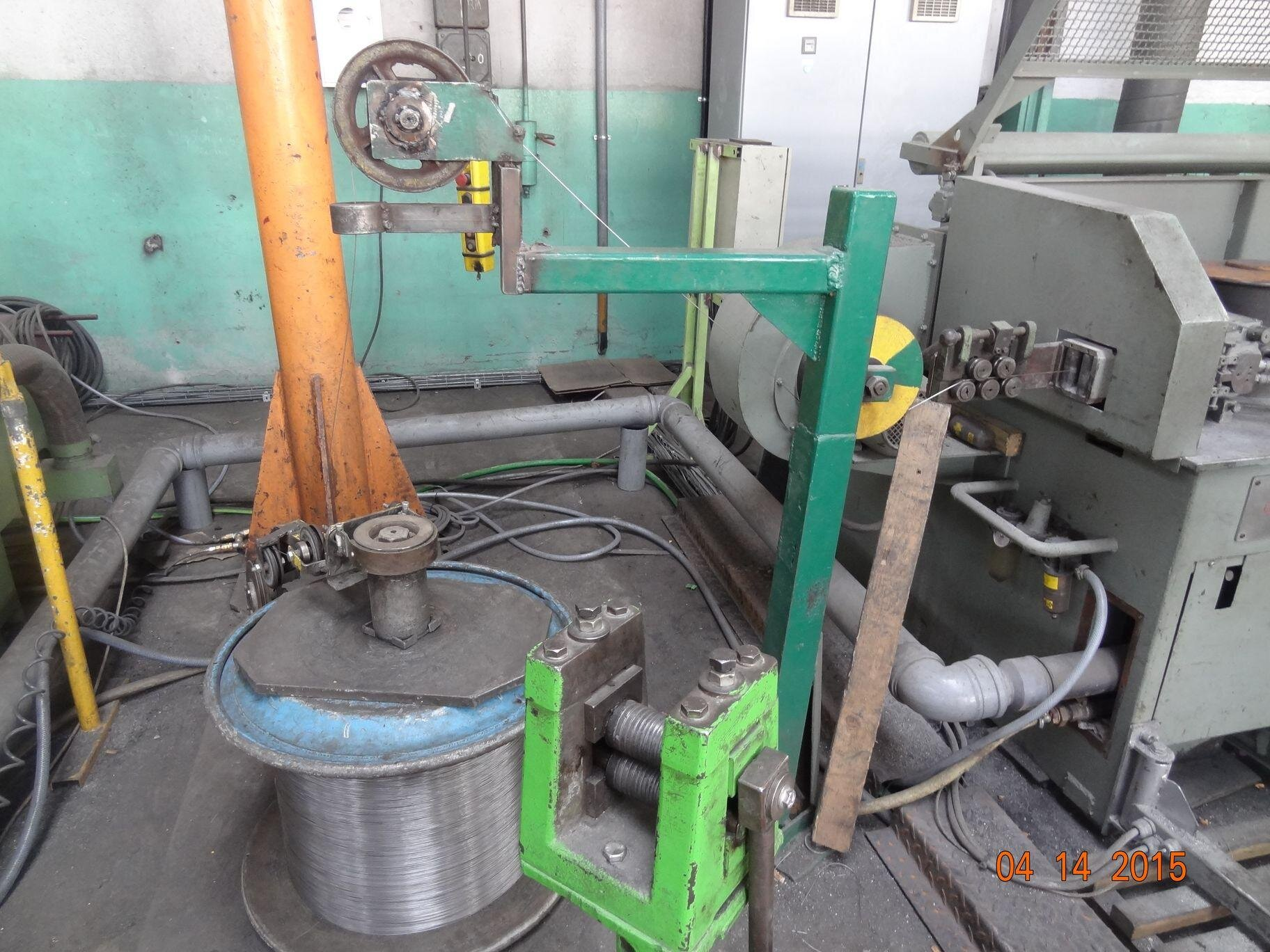 Wire drawing machines OZ CAMS