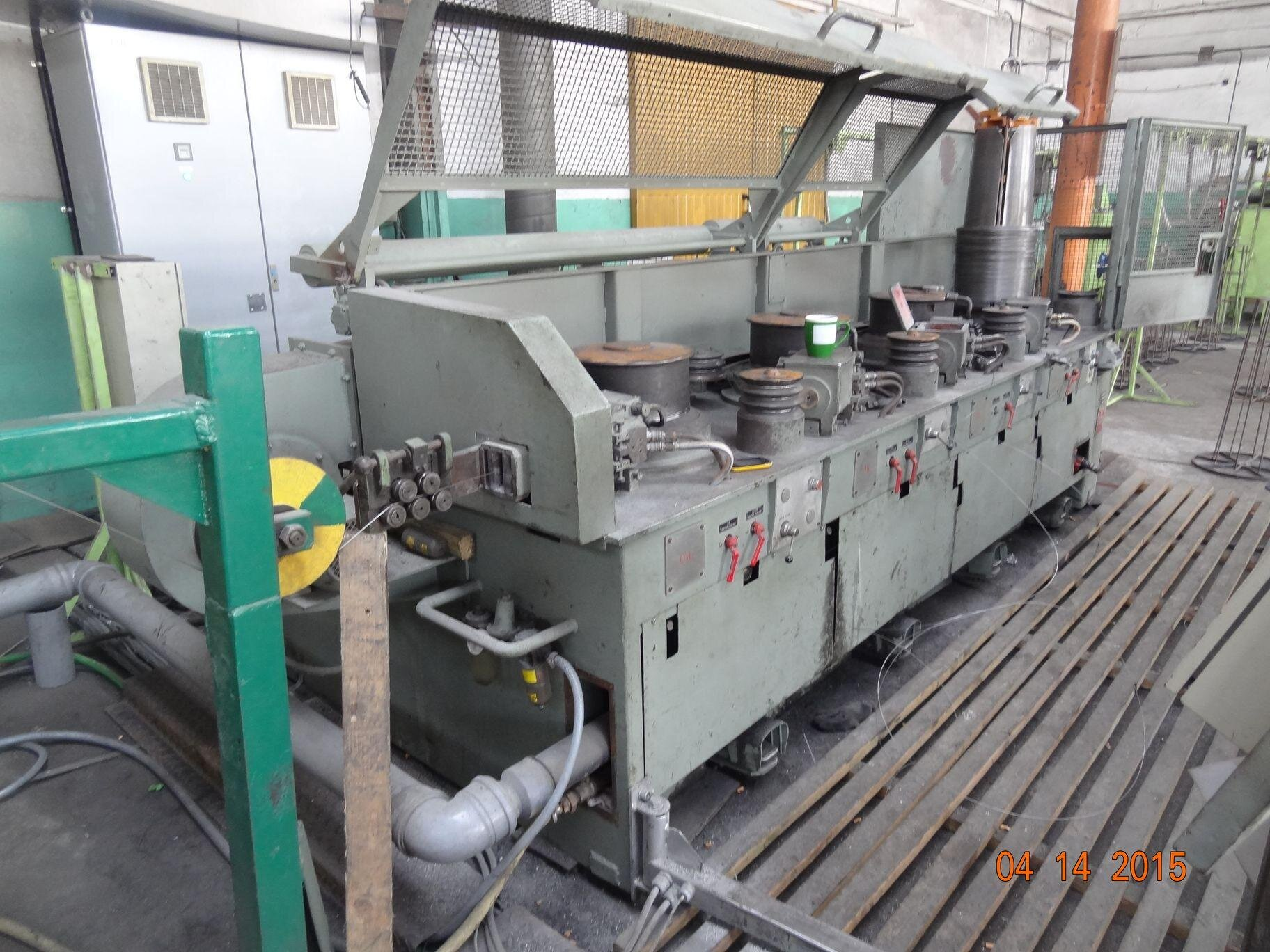 Wire drawing machines OZ CAMS (2)