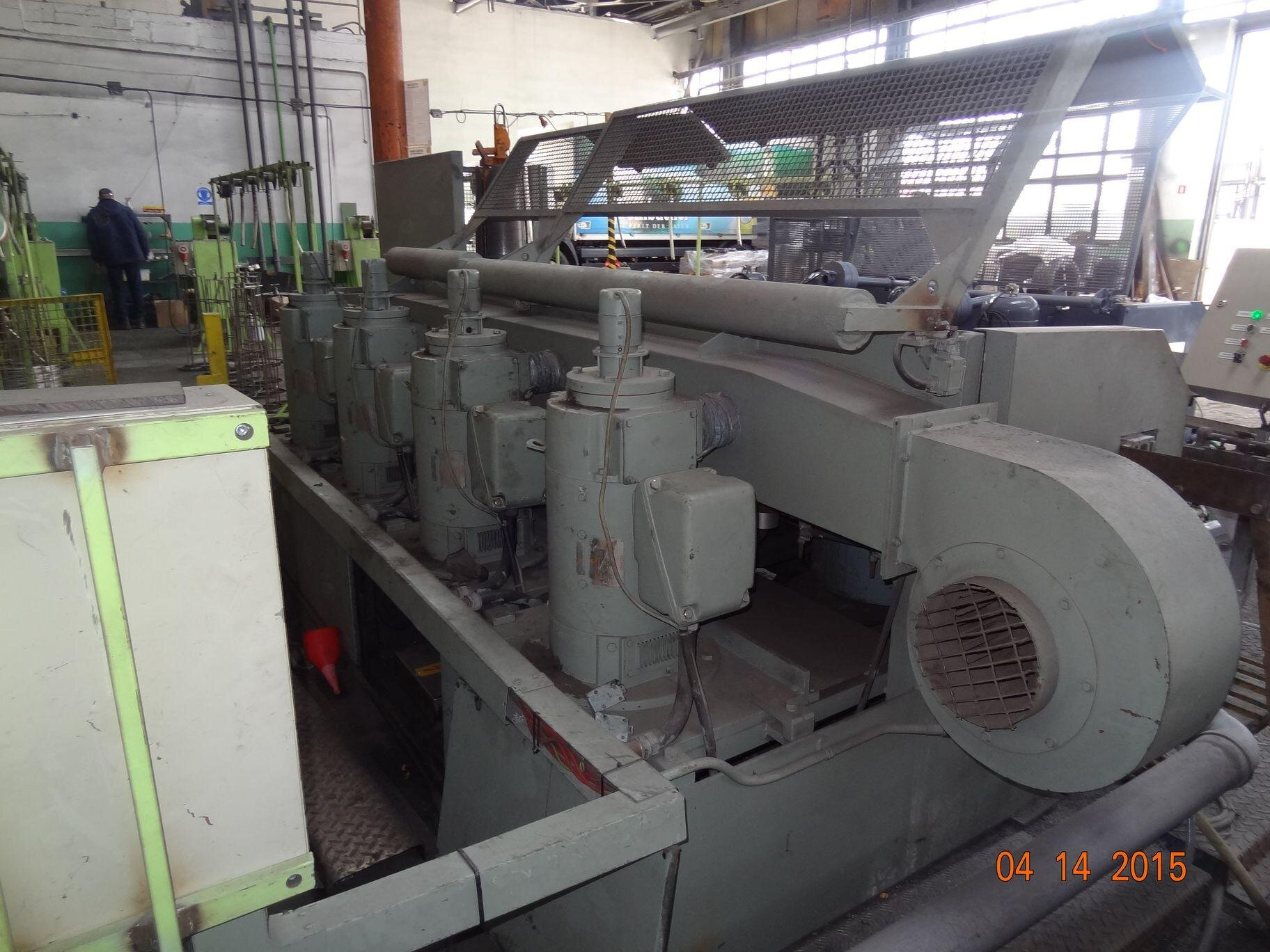 Wire drawing machines OZ CAMS (6)