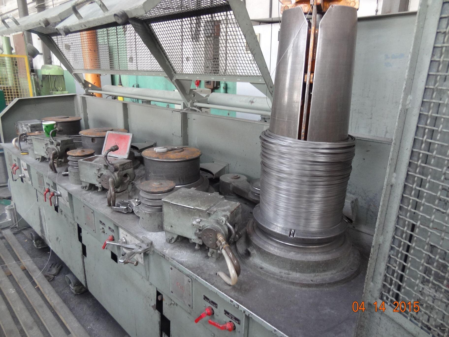 Wire drawing machines OZ CAMS (7)