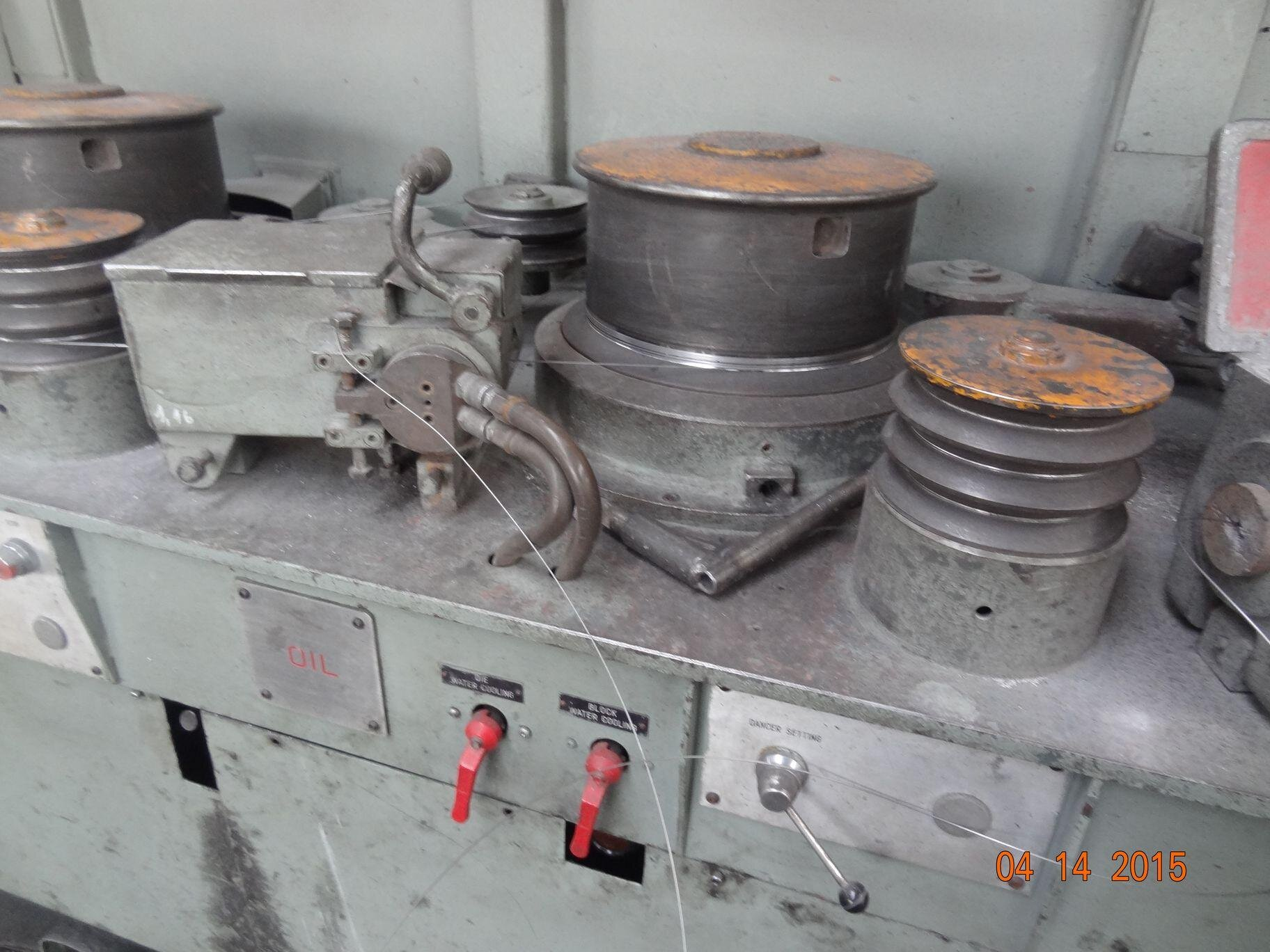 Wire drawing machines OZ CAMS (8)