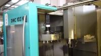 Deckel Maho DMC 103V 3 axis vertical machining center