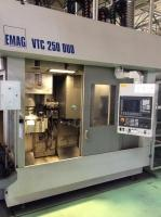 EMAG VTC 250 DUO vertical lathe center