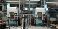 Emag DUO VSC 250 nr. 2 vertical lathe 2001 joined by a tipper Siemens 840D
