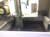 EDM wire cut erosion cavity sinking plunge machines