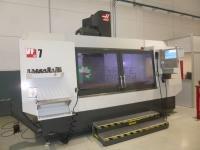 HAAS VF 7/40 CNC VERTICAL MACHINING CENTRE high speed