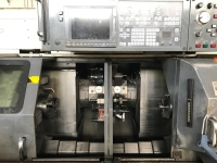 Mazak-Multiplex-6200-Y twin spindle lathe