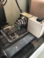 Mikron Haas VCE 500 4 axes Vertical Machining Center