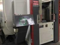 QUASER HX504B 15rpm horizontal machining center
