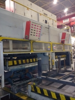 SIKU CNC sheet metal stacker