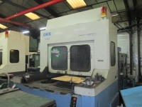 OKK PCH600 2 pallet horizontal machining center