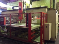 MÜLLER BZE 2000-40.2.1 hydraulic press