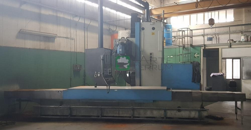 zayer 30KF 3000 universal milling machine