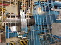 Saronni-straightening-and-feeding-line-for-the-press 150-650mm  0.4-3mm 2012